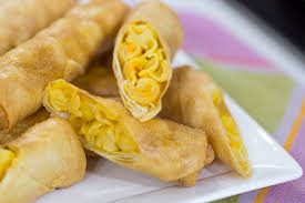 Cheese-spring-roll